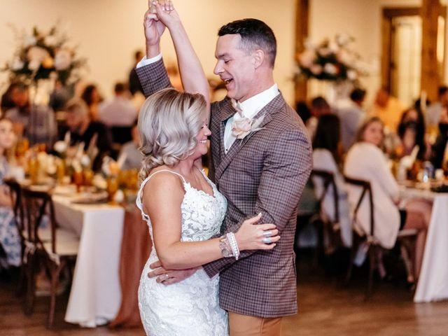Zach and Ashton's Wedding in Pacific, Missouri 9