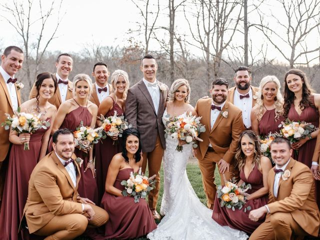 Zach and Ashton's Wedding in Pacific, Missouri 11