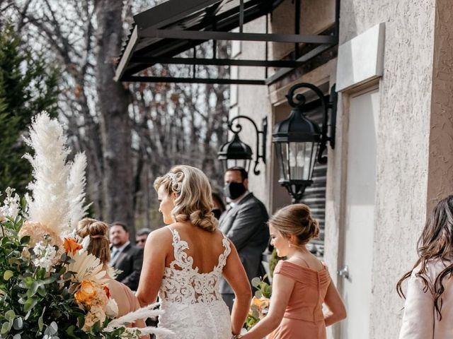 Zach and Ashton's Wedding in Pacific, Missouri 12
