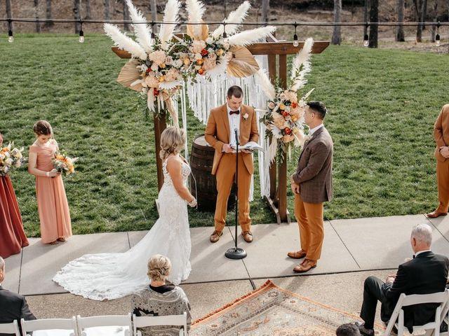 Zach and Ashton's Wedding in Pacific, Missouri 14