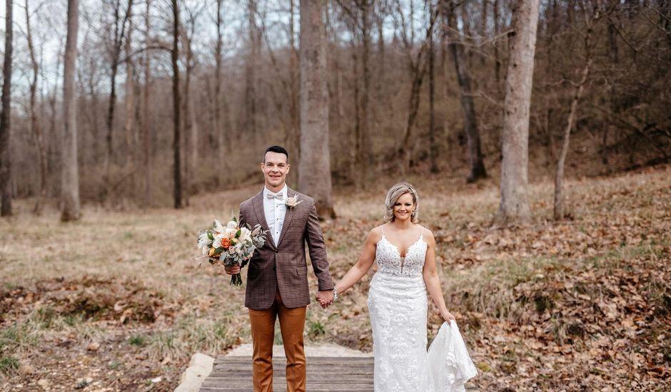 Zach and Ashton's Wedding in Pacific, Missouri