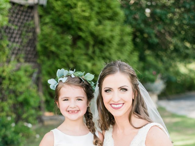 Leah and Zac's Wedding in Birmingham, Alabama 9