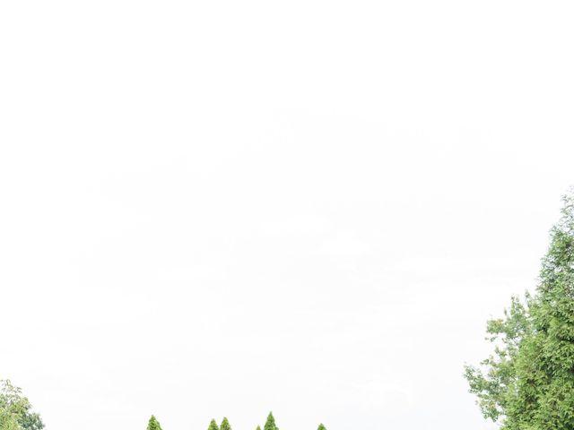 Leah and Zac's Wedding in Birmingham, Alabama 12