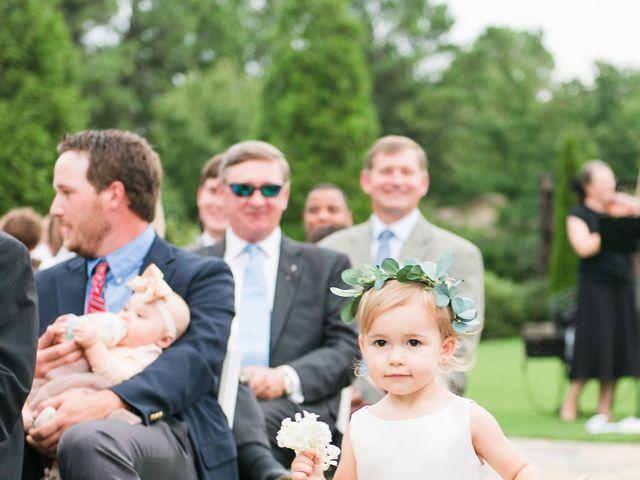 Leah and Zac's Wedding in Birmingham, Alabama 14