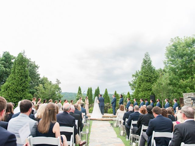 Leah and Zac's Wedding in Birmingham, Alabama 17