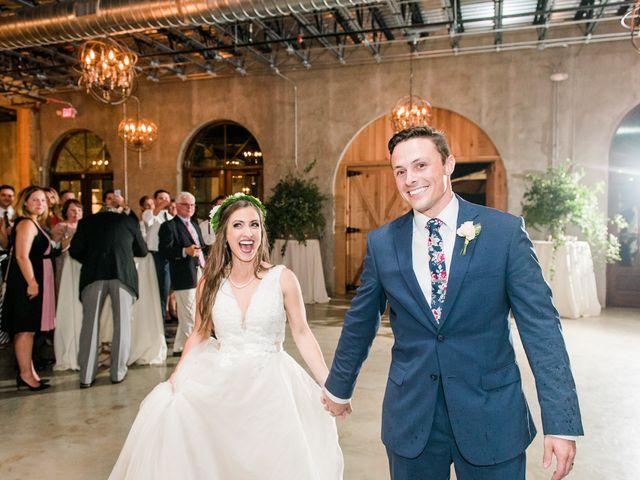 Leah and Zac's Wedding in Birmingham, Alabama 24