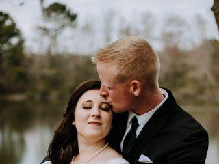 The wedding of Deirdra and Tim