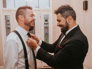 Edin and Ana's Wedding in Detroit, Michigan 3