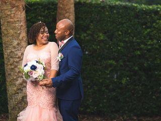 The wedding of Dioranna and Jose