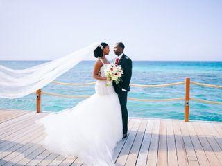 The wedding of Dante and Tamara