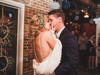 The wedding of Casey and Lucas 2