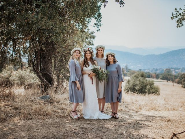 Josh and Haley's Wedding in North Fork, California 4