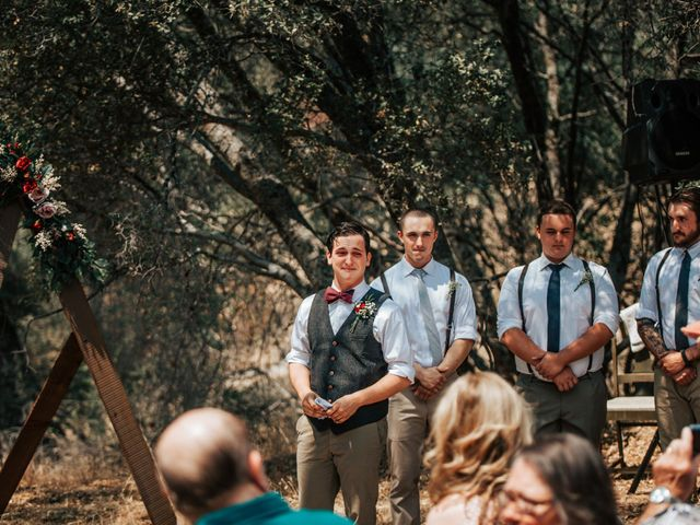 Josh and Haley's Wedding in North Fork, California 11