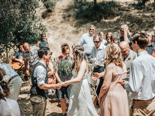 Josh and Haley's Wedding in North Fork, California 12