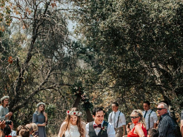 Josh and Haley's Wedding in North Fork, California 14