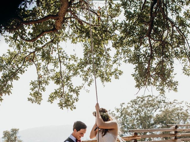 Josh and Haley's Wedding in North Fork, California 15