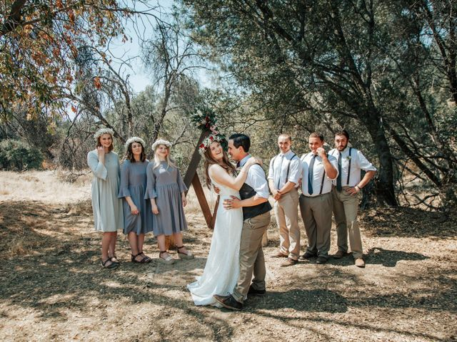 Josh and Haley's Wedding in North Fork, California 16