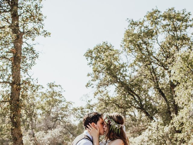 Josh and Haley's Wedding in North Fork, California 18