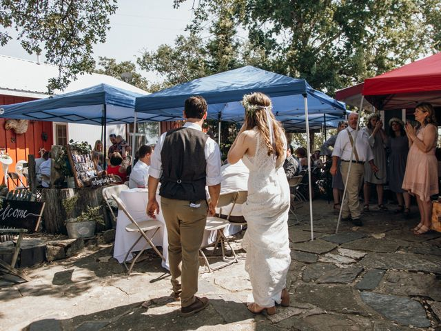 Josh and Haley's Wedding in North Fork, California 23