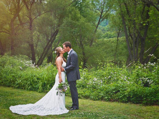 Jake and Demi's Wedding in Lake Lure, North Carolina 1