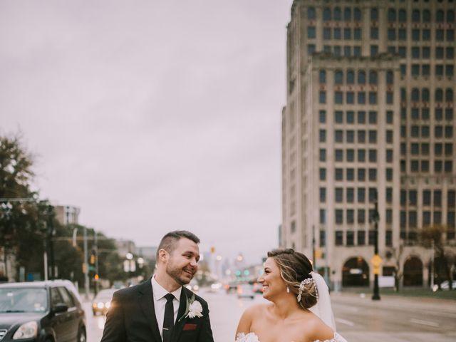 Edin and Ana's Wedding in Detroit, Michigan 1