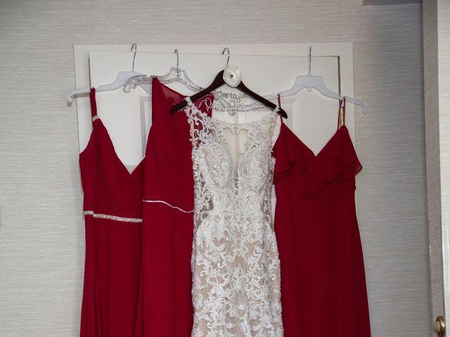 Scott Poitras and Monique Ares's Wedding in Holyoke, Massachusetts 3