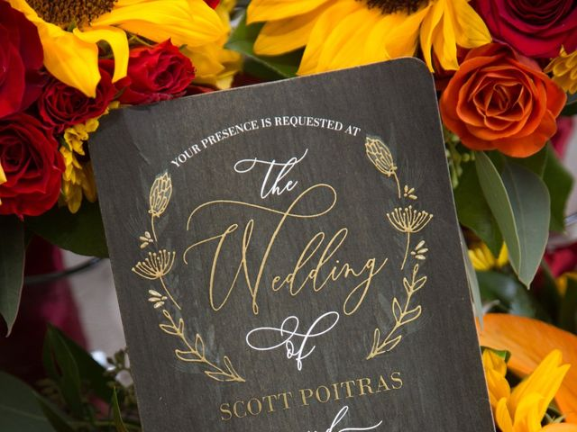 Scott Poitras and Monique Ares's Wedding in Holyoke, Massachusetts 4