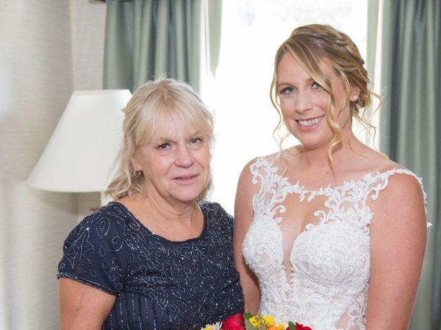 Scott Poitras and Monique Ares's Wedding in Holyoke, Massachusetts 12