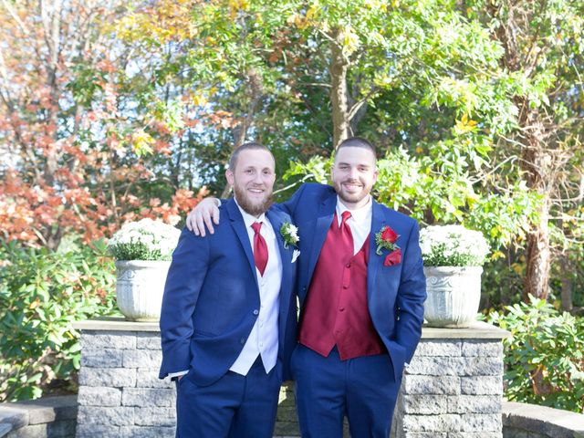 Scott Poitras and Monique Ares's Wedding in Holyoke, Massachusetts 19