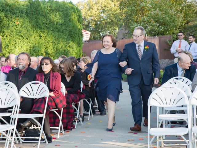 Scott Poitras and Monique Ares's Wedding in Holyoke, Massachusetts 27