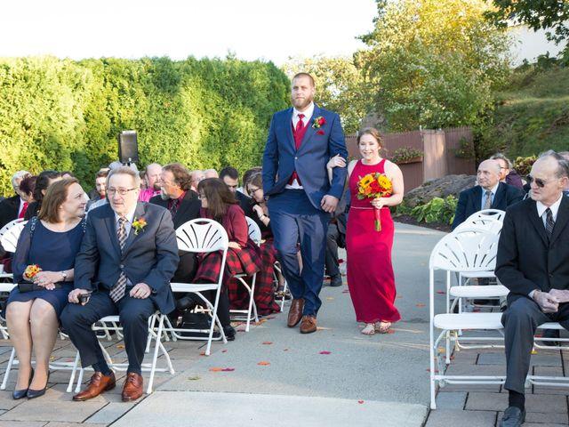 Scott Poitras and Monique Ares's Wedding in Holyoke, Massachusetts 29