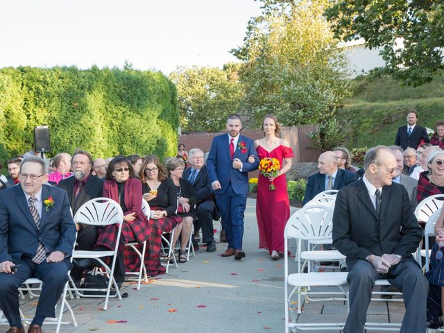 Scott Poitras and Monique Ares's Wedding in Holyoke, Massachusetts 30