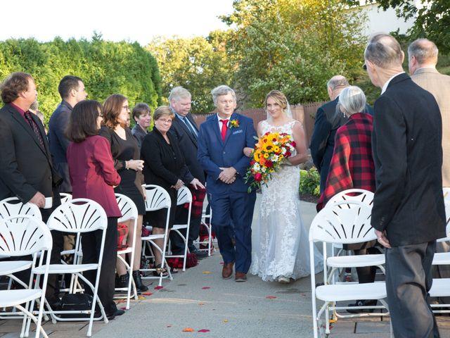 Scott Poitras and Monique Ares's Wedding in Holyoke, Massachusetts 32