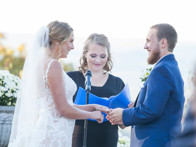 Scott Poitras and Monique Ares's Wedding in Holyoke, Massachusetts 39