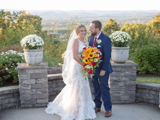 Scott Poitras and Monique Ares's Wedding in Holyoke, Massachusetts 61