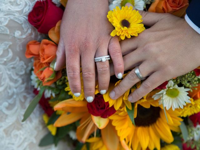 Scott Poitras and Monique Ares's Wedding in Holyoke, Massachusetts 67