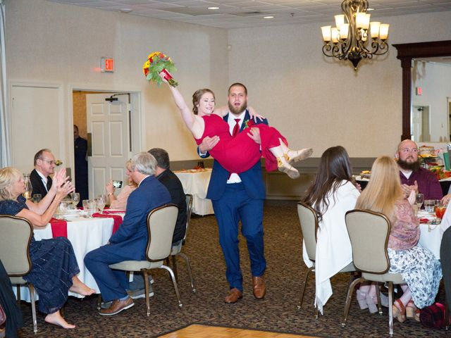 Scott Poitras and Monique Ares's Wedding in Holyoke, Massachusetts 72