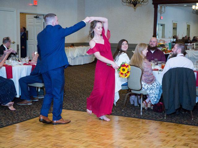 Scott Poitras and Monique Ares's Wedding in Holyoke, Massachusetts 73