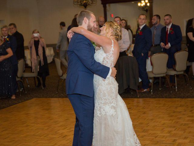 Scott Poitras and Monique Ares's Wedding in Holyoke, Massachusetts 75