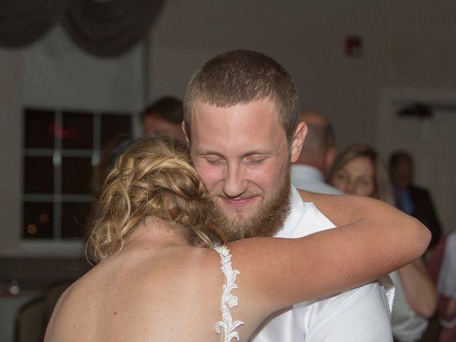 Scott Poitras and Monique Ares's Wedding in Holyoke, Massachusetts 76