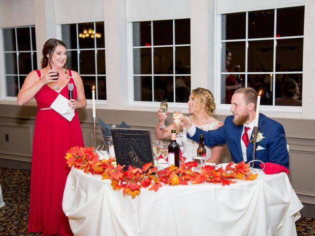 Scott Poitras and Monique Ares's Wedding in Holyoke, Massachusetts 77
