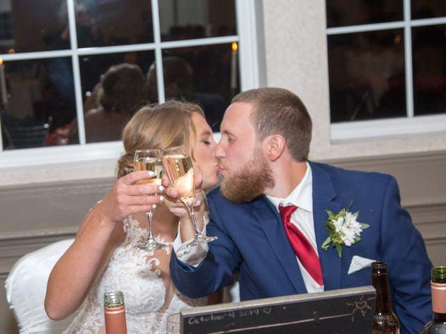 Scott Poitras and Monique Ares's Wedding in Holyoke, Massachusetts 80
