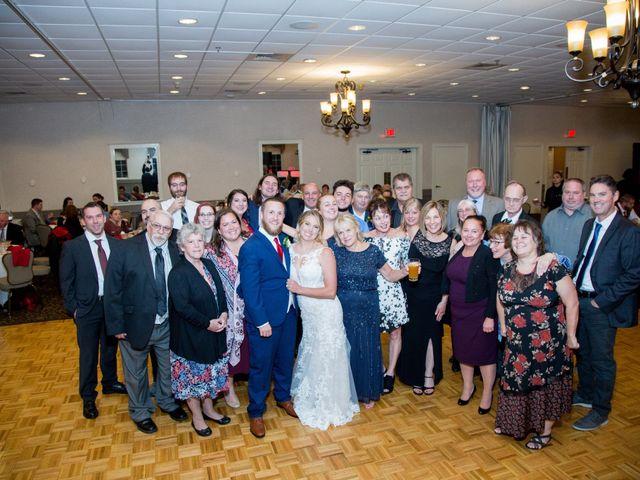Scott Poitras and Monique Ares's Wedding in Holyoke, Massachusetts 86