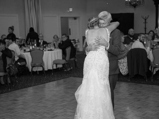 Scott Poitras and Monique Ares's Wedding in Holyoke, Massachusetts 87