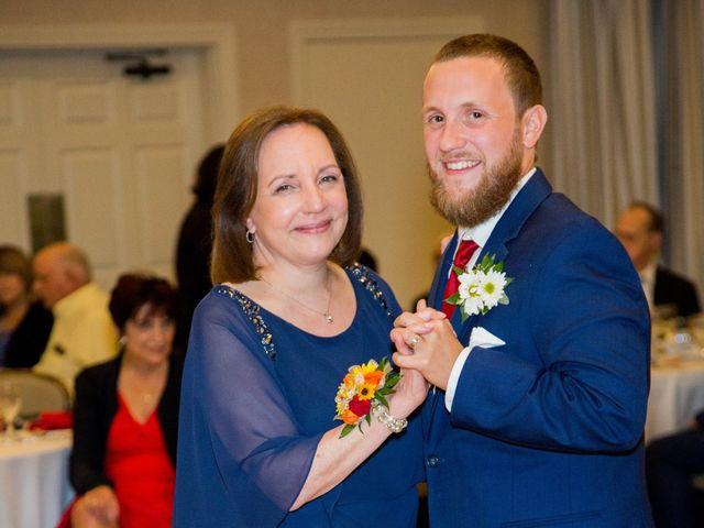 Scott Poitras and Monique Ares's Wedding in Holyoke, Massachusetts 89