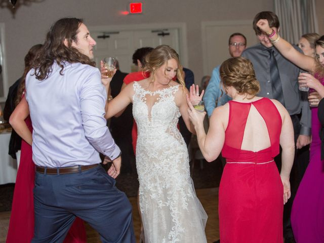 Scott Poitras and Monique Ares's Wedding in Holyoke, Massachusetts 90