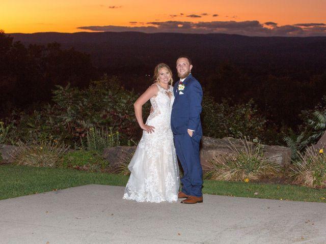 Scott Poitras and Monique Ares's Wedding in Holyoke, Massachusetts 92