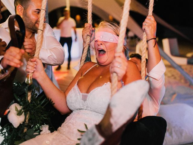 Perry and Jayda's Wedding in Punta Cana, Dominican Republic 12