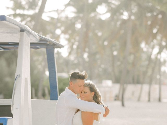 Perry and Jayda's Wedding in Punta Cana, Dominican Republic 23