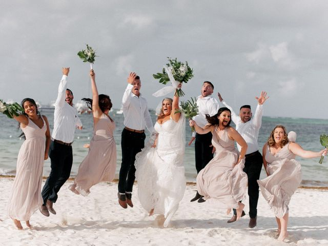 Perry and Jayda's Wedding in Punta Cana, Dominican Republic 25
